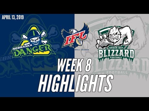 Week 8 Highlights: Nebraska at Green Bay