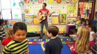 Nick The Music Man - Kids Music Class Pt. 1