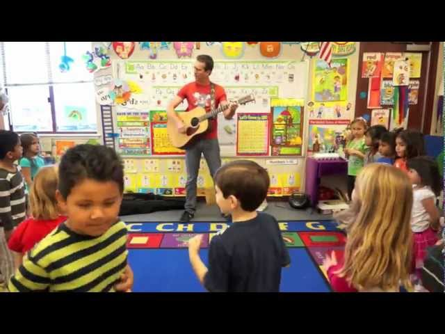 Nick The Music Man Kids Music Class Pt 1 Youtube