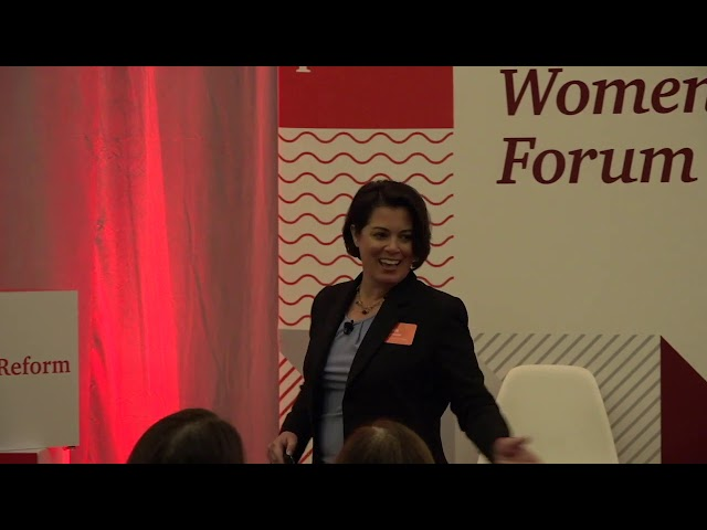 NICOLE MALACHOWSKI: Succeeding in a Male-Dominated Career Field
