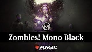 Zombies! Mono Black Aggro