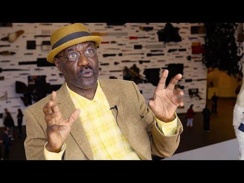Delroy Lindo on Revelations: Art from the African American South