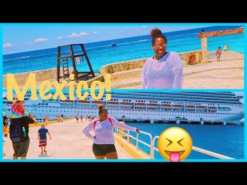 Carnival Triumph Cruise Vlog (New Orleans to Cozumel and Yucatan (Progresso), Mexico)