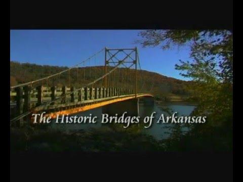 Arkansas Highways Historic Bridges