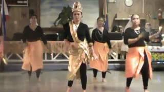 Dayang dayang dance Fall Filipino Fiesta 2013