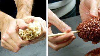 4 Meisterwerke mit Cornflakes, die geil schmecken