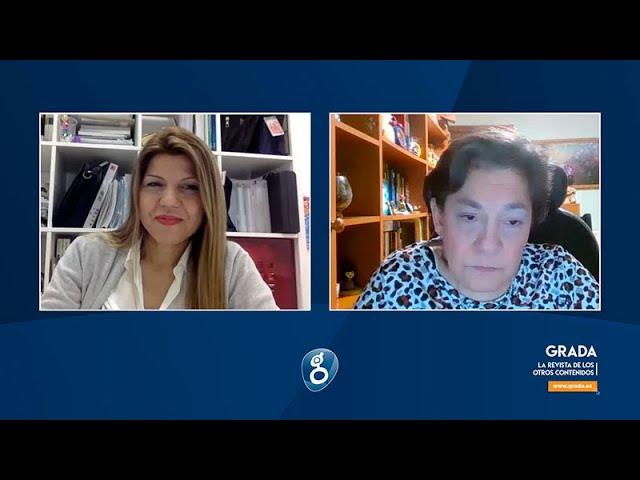 Entrevista a Elena Plaza, con motivo del Día de Síndrome de Down