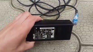 видео Блоки питания для ноутбуков Acer