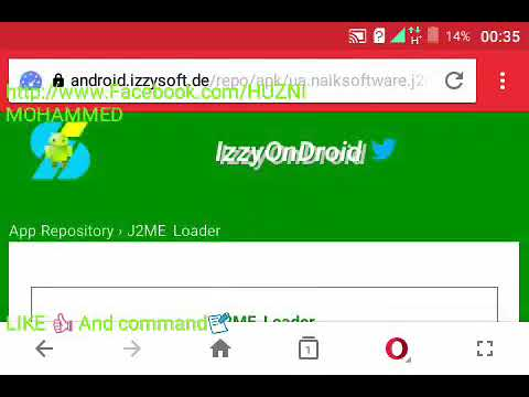 J2me loader apk in java games support on android device