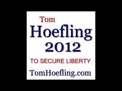 """Good fences make for good neighbors."" Tom Hoefling on the purpose of government."