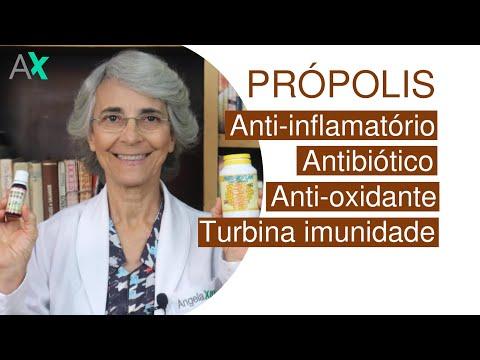 PRÓPOLIS - Anti-Inflamatório, Antibiótico E Turbina Nossa Imunidade...
