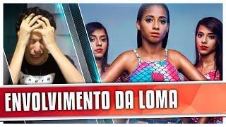 REACT MC Loma e as Gêmeas Lacração - Envolvimento (KondZilla)