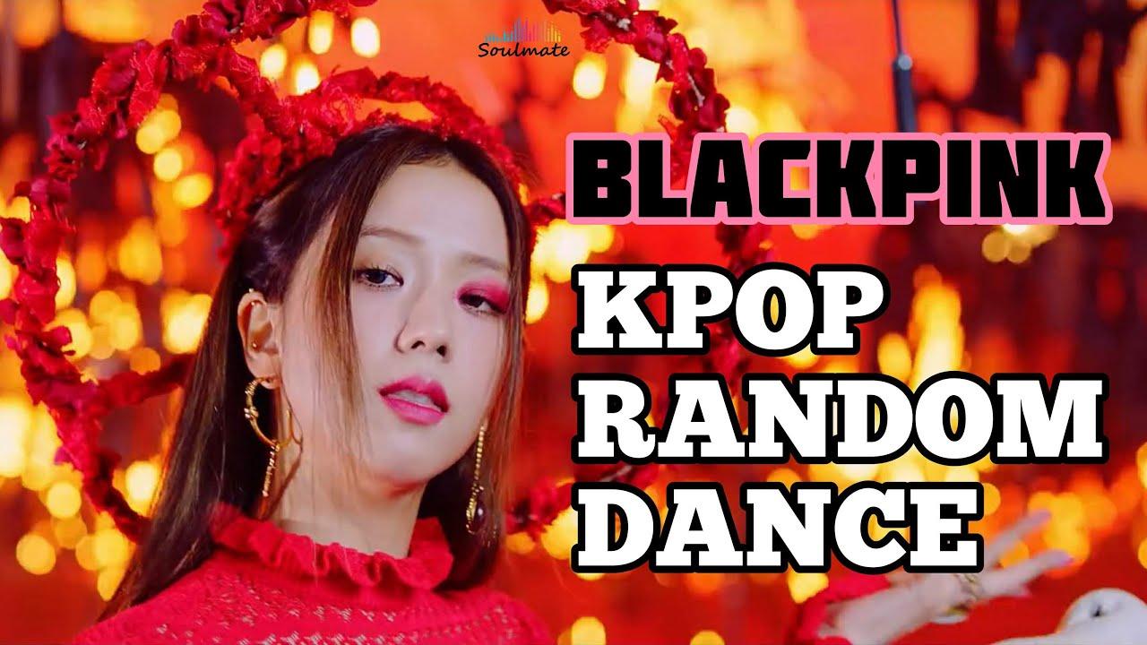 BLACKPINK KPOP RANDOM DANCE CHALLENGE