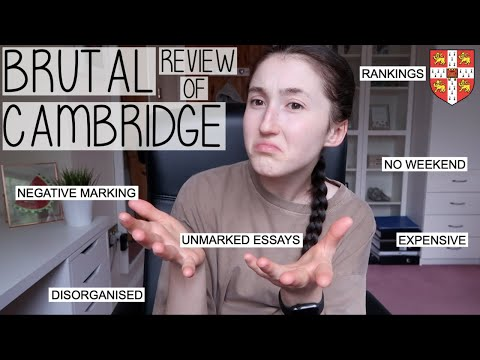 IS CAMBRIDGE WORTH IT? | BRUTALLY HONEST REVIEW OF MY 3 YEARS AT UNI & SPILLING LOTS OF TEA