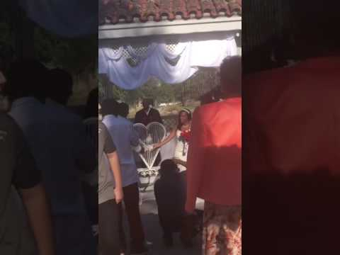 White Dove Release at Wedding by Romeros' White Doves