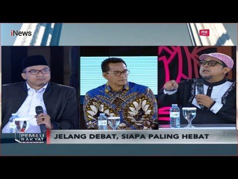 Jelang Debat Pilpres 2019, Dua Kubu Sepakat Ungkap Soal Tragedi HAM 1998 - Pemilu Rakyat 17/01
