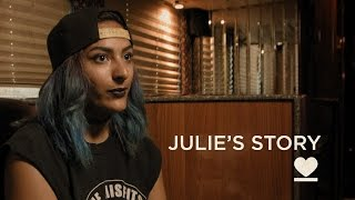 Julie's Story - Overcoming Self-Harm and Suicidal Thoughts