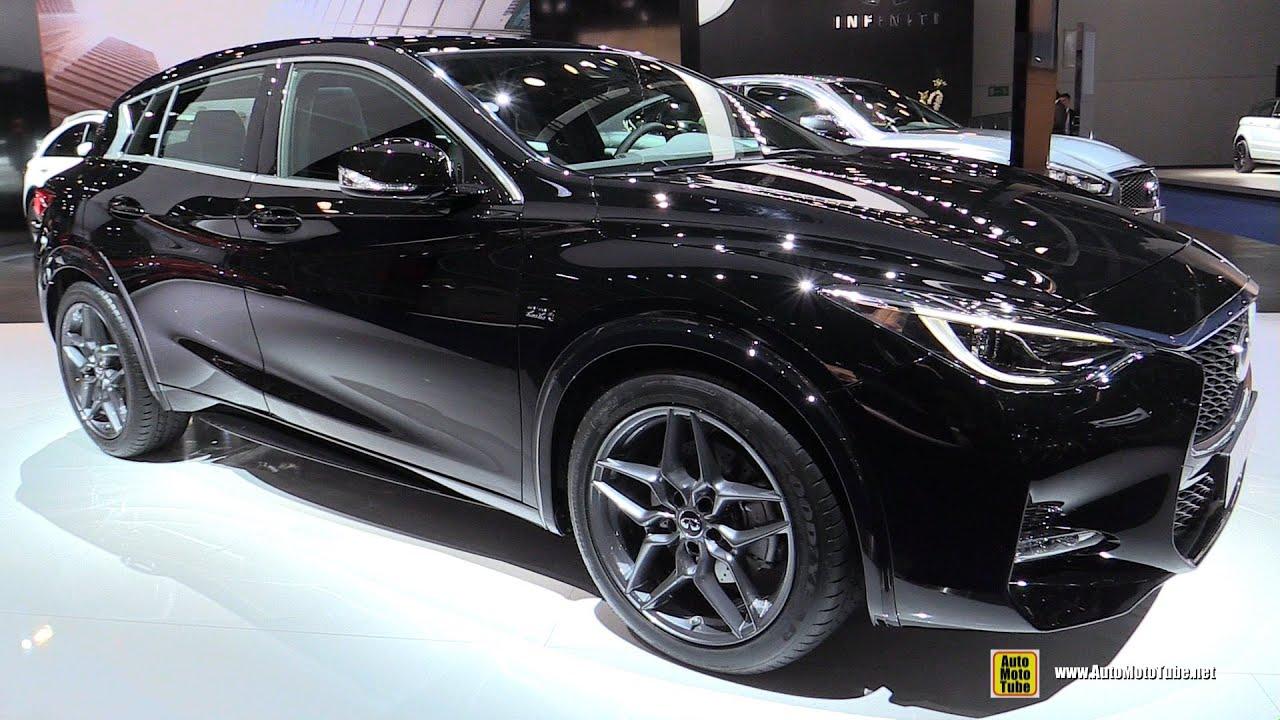 2016 Infiniti Q30S 22d AWD Exterior And Interior
