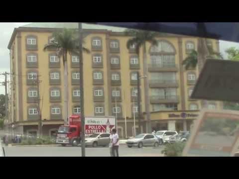 paseando por Managua