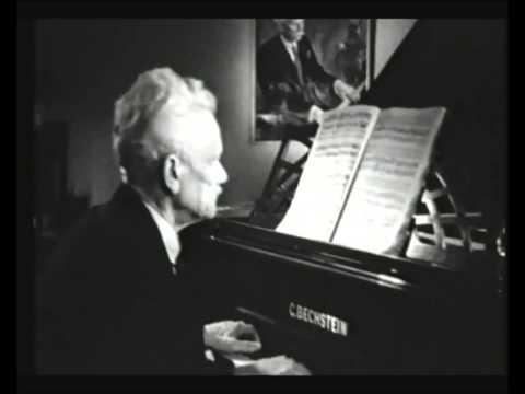 A piano lesson with Heinrich Neuhaus and Alexander Goldenweiser