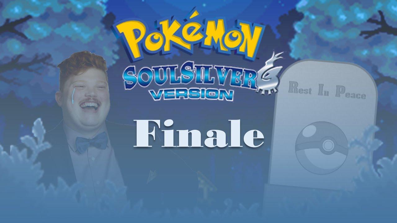 Pokemon Soul Silver Nuzlocke | Finale | Done in by the first gym