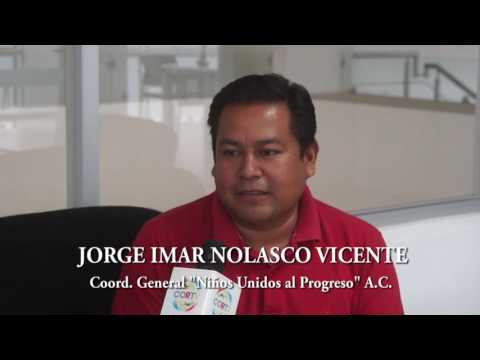 Testimoniales del Consejo Consultivo Ciudadano. Jorge Imar Nolasco Vicente
