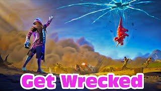 #12 Get Wrecked (Fortnite Battle Royale)