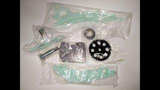 Комплект для замены цепи ГРМ, турбовый двигатель, цепь набор, Пежо 308, Ситроен С4, DS4, DS5
