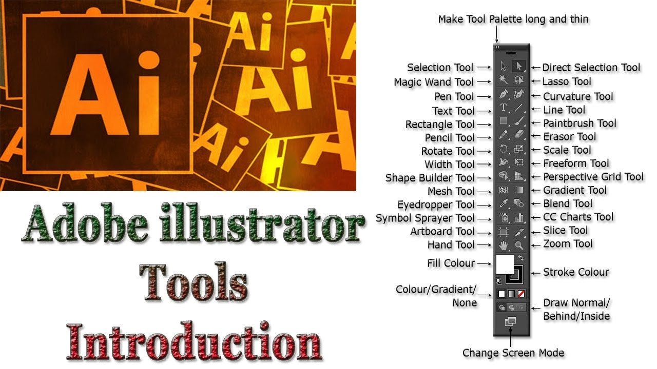 20+ latest adobe illustrator cc & cs6 tutorials for beginners.