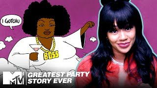 Life in the Fast Lane ft. Saweetie | MTV's Greatest Party Story Ever