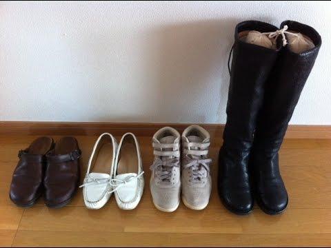 ミニマリスト女性の部屋や持ち物は?靴はこれだけで大丈夫!