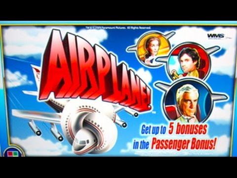 Airplane Slot Machine Online Free