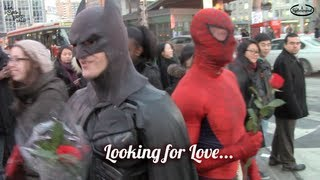 Spider-Man & Batman - Looking for Love...