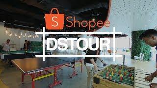 Konsep Kolaborasi di Kantor Baru Shopee Indonesia |  DStour #47
