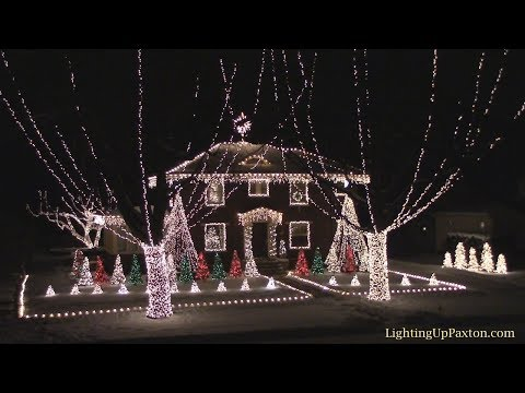 Christmas Lights 2017 - Light of Christmas