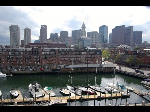 Lewis Wharf, Boston