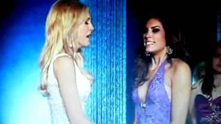 Crowning of Miss Iowa USA 2011 Rebecca Goldsmith