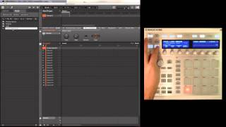 Maschine 2.0 Tutorial - Getting Logic's EFM1 Bass Sound into the library