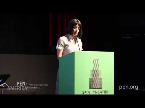 2015 PEN World Voices Festival: Armenian Genocide - A Dark Paradigm with Nancy Kricorian