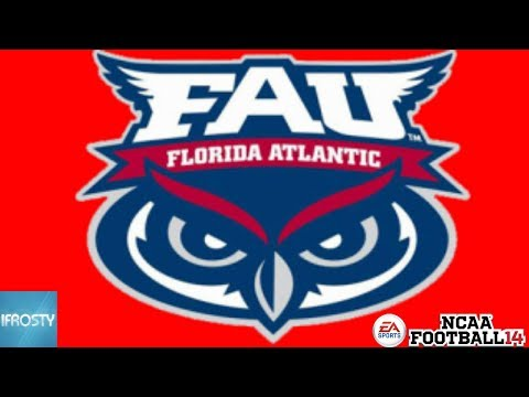 Can FAU bounce back after a heart breaking L | FAU vs ECU | Ncaa Online Dynasty Ep2