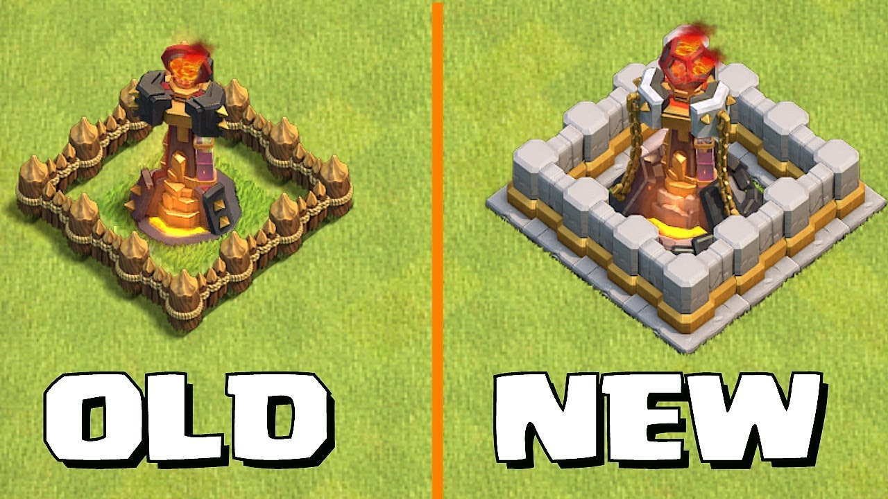 Clash Of Clans Inferno Tower Levels