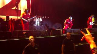 SlipknoT -  Duality (Live in Moscow HD) 29.06.2011