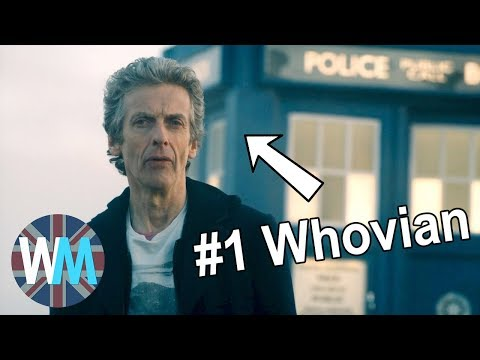 Top 10 Behind the Scenes Facts From Doctor Who