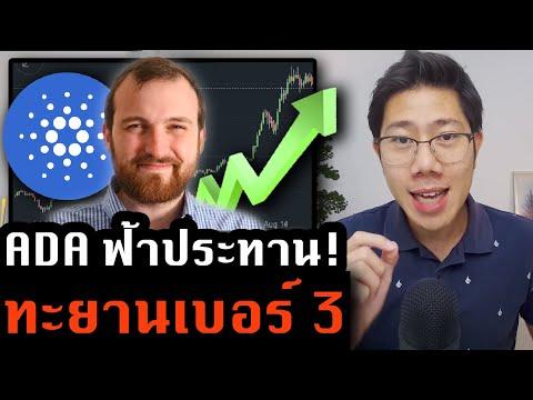 มหาเทพแห่ง Blockchain! Cardano กับ CEO ที่มวลชนเชื่อมั่น ทะยาน 2 ล้านล้านบาท!