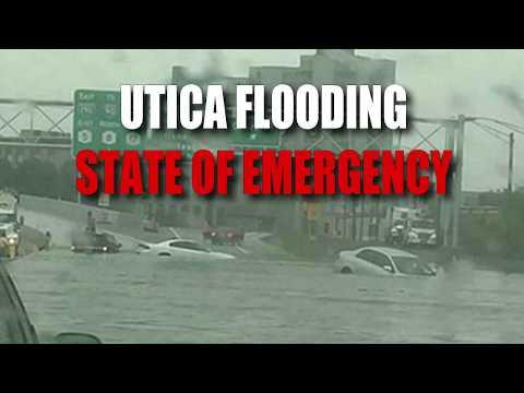 Utica Flash Flood: State of Emergency