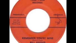 Bill Reeder - Remember You