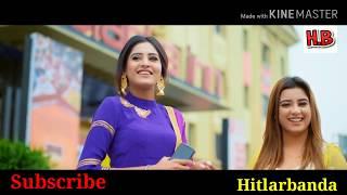 Affair (Full Video) Baani Sandhu ft Dilpreet Dhillon, Jassi Lokha | Hitlarbanda