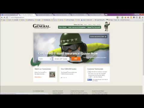 The General Insurance Quote Awesome Car Insurance The General Phone Number And Tips  Youtube