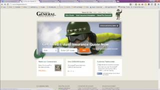 Car Insurance   The General Phone Number and Tips