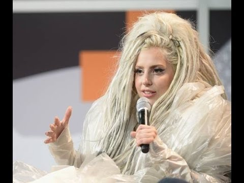 Lady Gaga SXSW Keynote Interview 3/15/2014